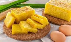 resep praktis dan mudah membuat makanan khas medan kue bika ambon enak