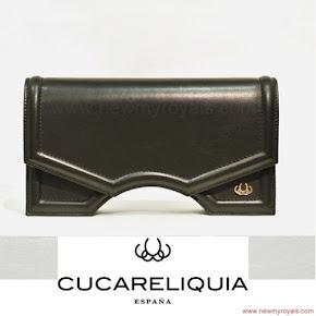 Queen Letizia style CUCARELIQUIA Handbag