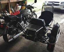 Ind. 2003 with sidecar