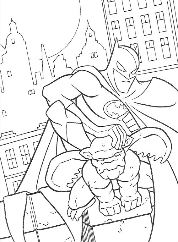 Maestra de Infantil: Batman. Dibujos para colorear, fotos y gifs ...