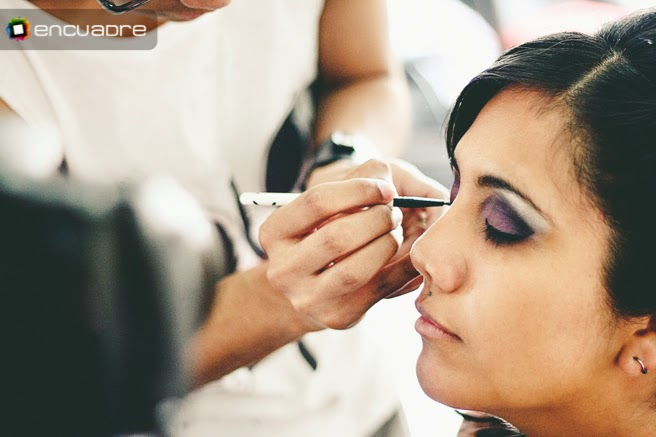 fotos novia make up
