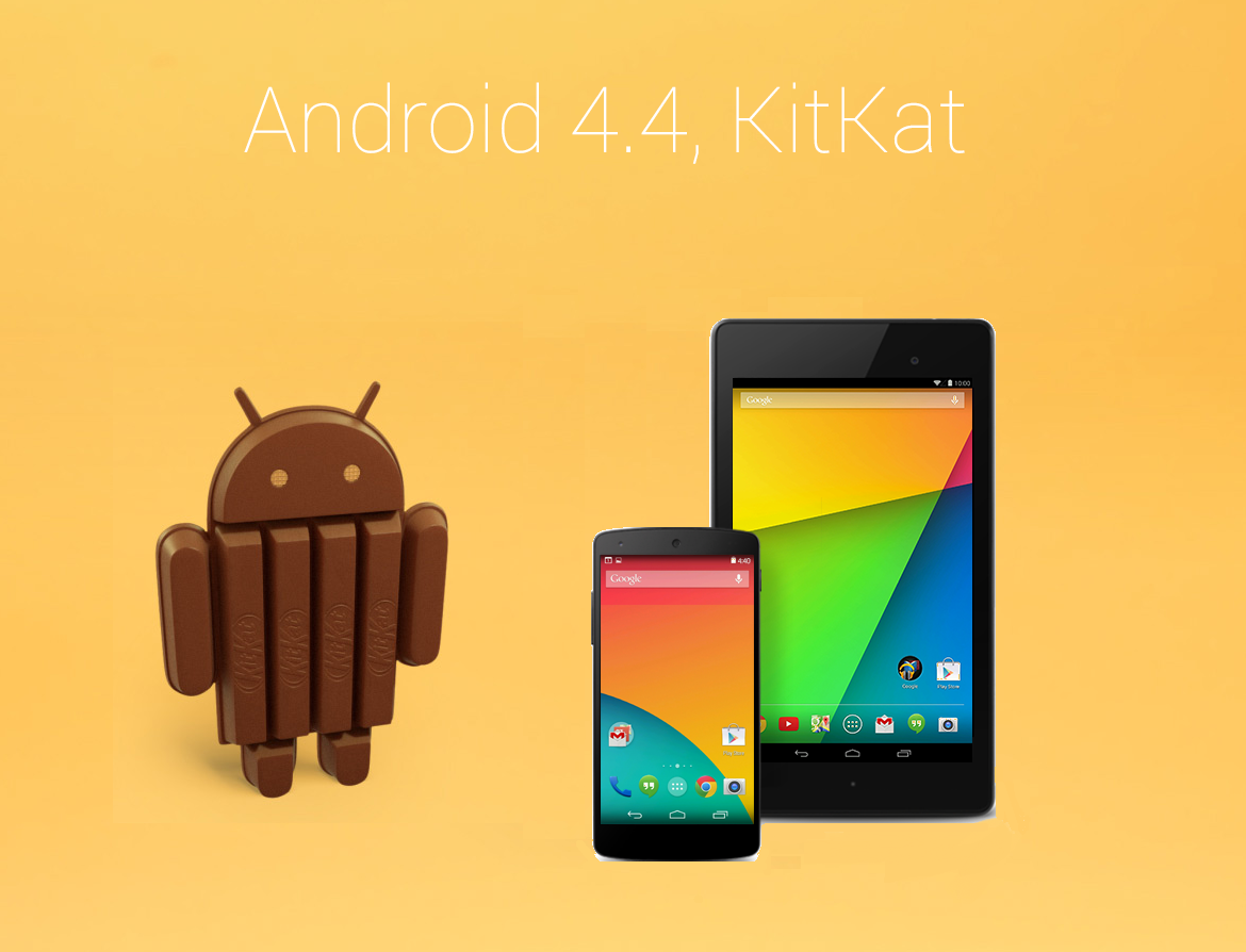 Android 4.4 KitKat -The More Compatible, Intelligent and