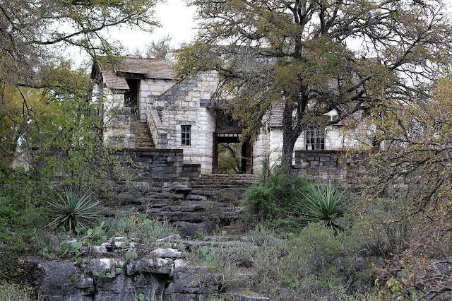 Limestone Observation Tower-Longhorn Cavern State Park-Burnet, Texas