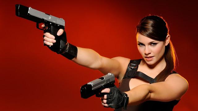 Alison Carroll en Tomb Raider