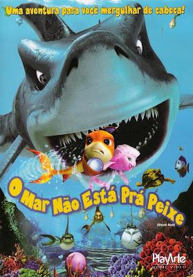O Mar Não Está Prá Peixe - DVDRip Dublado