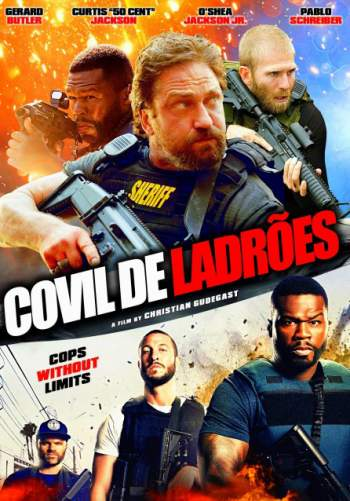 Covil de Ladrões Torrent - BluRay 720p/1080p Dual Áudio