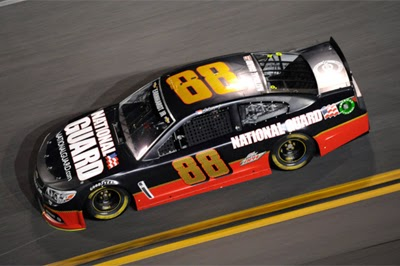 Dale Earnhardt Jr. – Driver of the NASCAR #88