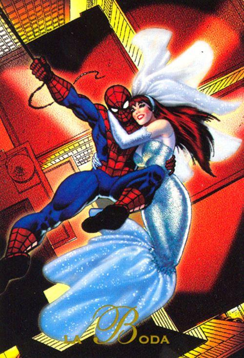 comic book army top ten bodas de superheroes