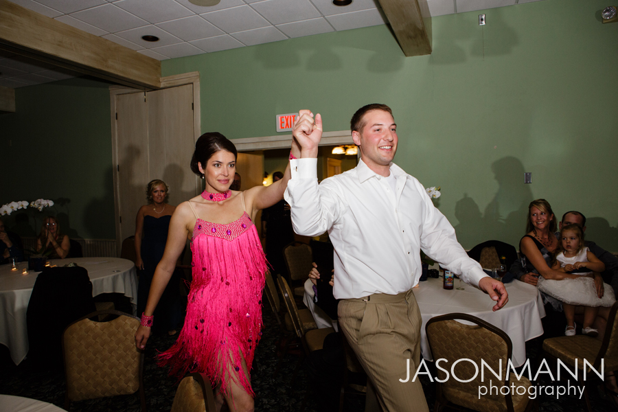 Jason Mann Photography - Door County Wedding, Salsa Dance