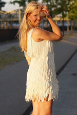 Fringed Dancing Dress