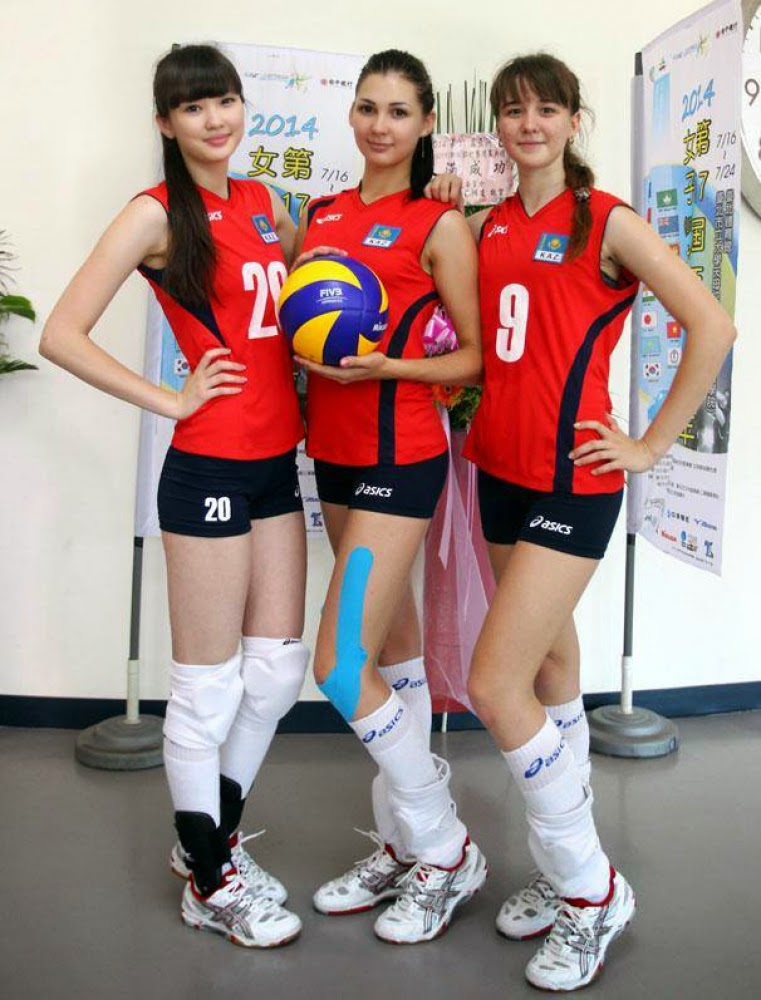 Kazakhstan Women's National Volleyball Team U-19