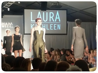 Laura Kathleen - Birmingham Fashion Week 2015
