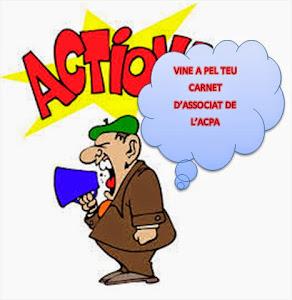 CARNET D'ASSOCIAT DE L'ACPA