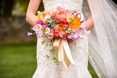 Bride's Bouquet - Hall of Springs Wedding - Upsate NY - Saratoga - Splendid Stems