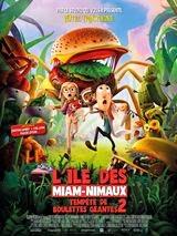 L'île des Miam-nimaux : Tempête de boulettes géantes 2 2014 Truefrench|French Film