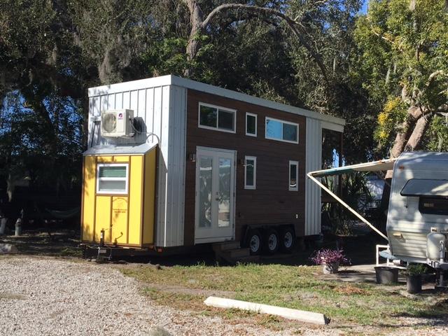 Tiny House Neighborhood in Orlando
