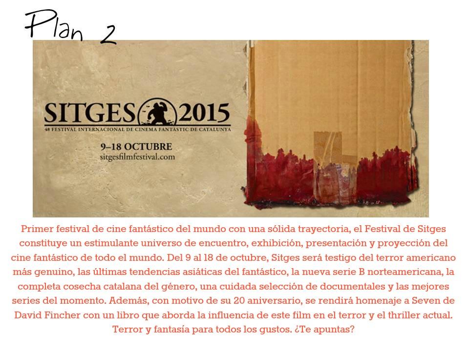 La felicidad de las cosas insignificantes eventos para for Eventos en barcelona este fin de semana