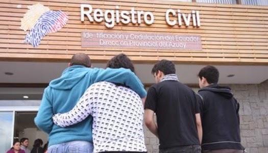 Unión de hecho gay en ecuador