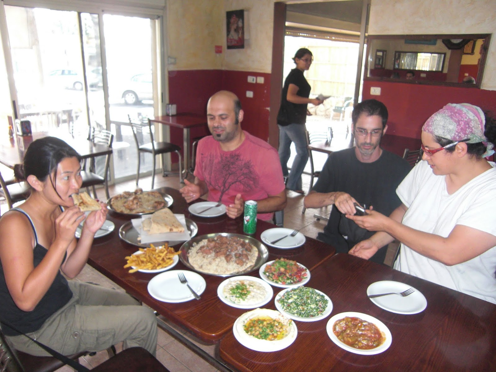 BenkyonoBen: Haifa, Hadas and Sruli Pictures Kibbutz Hahotrim