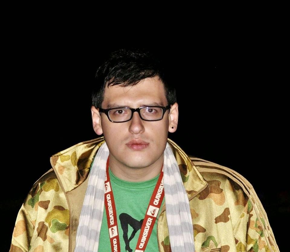 Pablo Andrés Sandoval (Bogota)  Label Manager Hermoso Ruido