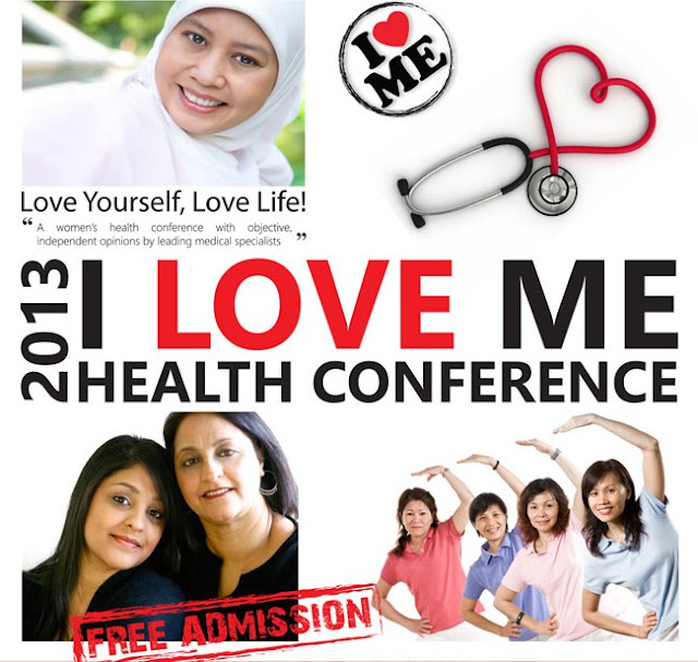 I Love Me Health Conference 2013, Love Yourself, Love Life, National Women's Day