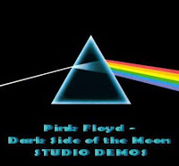 Pink Floyd - Dark Side Of The Moon Studio Demos