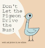 bookcover of  Don't Let the Pigeon Drive the Bus by Mo Willems