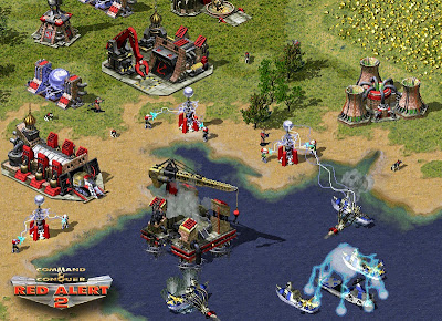Command and Conquer: Red Alert 2 & Yuri's Revenge Screen3