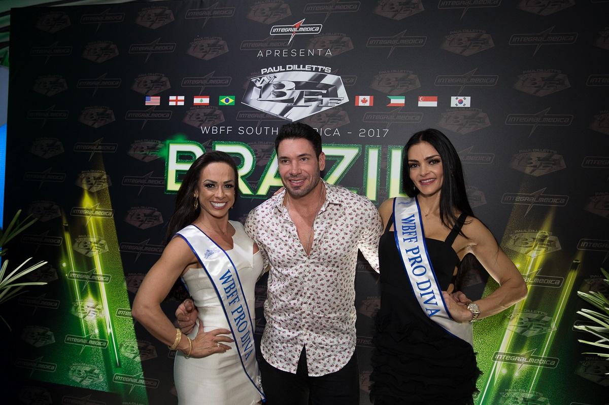 WBFF no Brasil