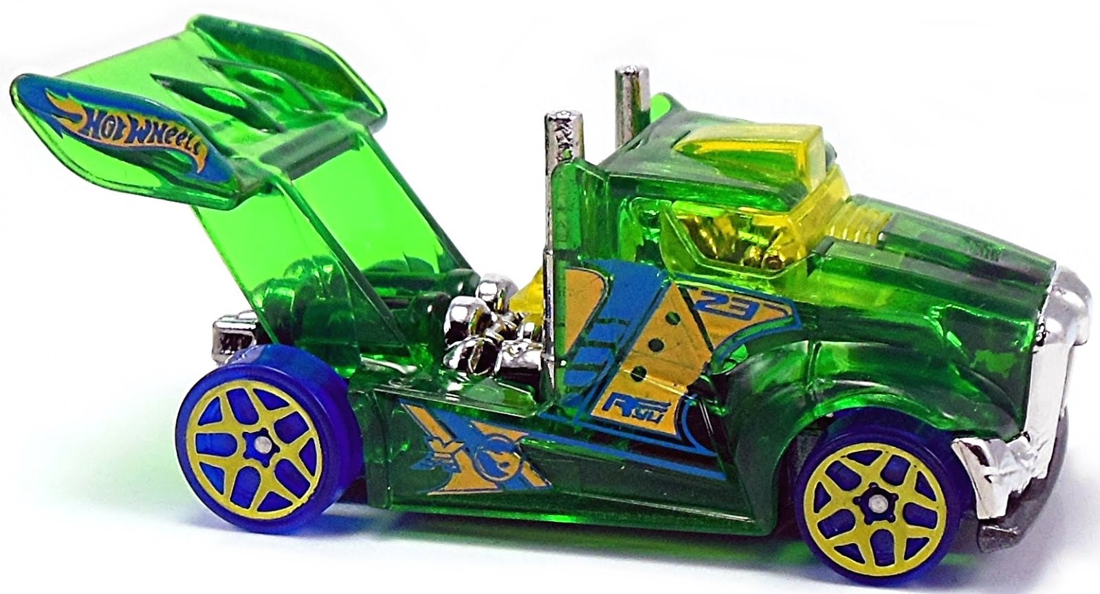 hot wheels rig storm 2016