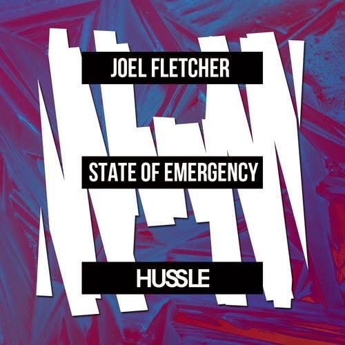 Joel Fletcher - State Of Emergency - Single Cover