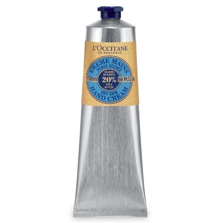 l'occitane hand cream shea butter