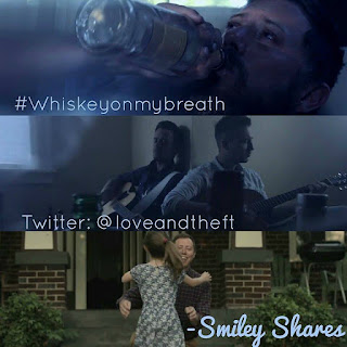 Whiskey on my Breath Music Video