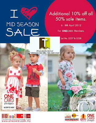 Pumpkin Patch LOVE Mid-Season Sale
