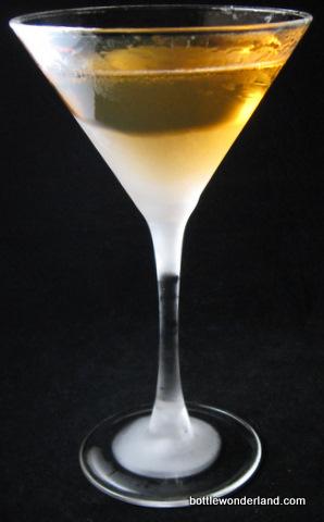 Manhattan (Dry) Drink