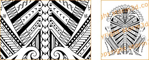 maori inspired tattoo designs and tribal tattoos images july 2011. Black Bedroom Furniture Sets. Home Design Ideas