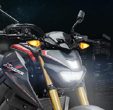 Desain Headlamp Bisa Jadi Batu Sandungan Yamaha Xabre 150