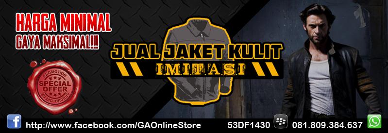 Jaket Kulit Imitasi | Jaket Online | Jaket Bandung