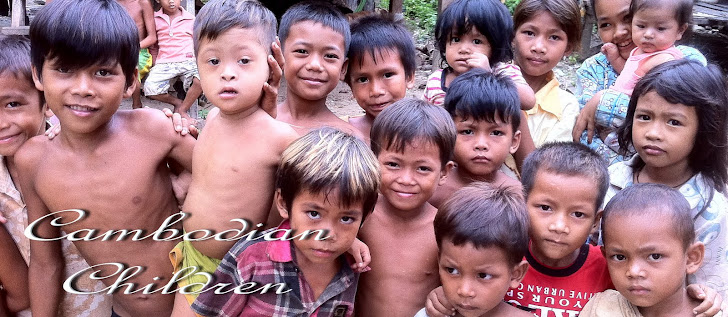 Children of Cambodian