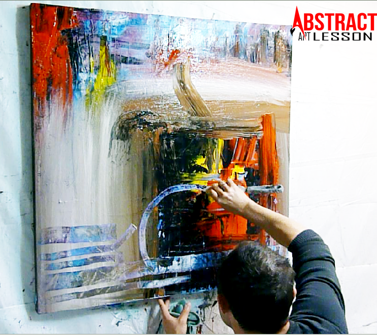 abstract paintings by peter dranitsin learn amazing