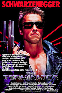 The Terminator (1984) Hindi Dual Audio BluRay | 720p | 480p