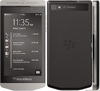 Blackberry Porsche Design P 9982 edisi terhad