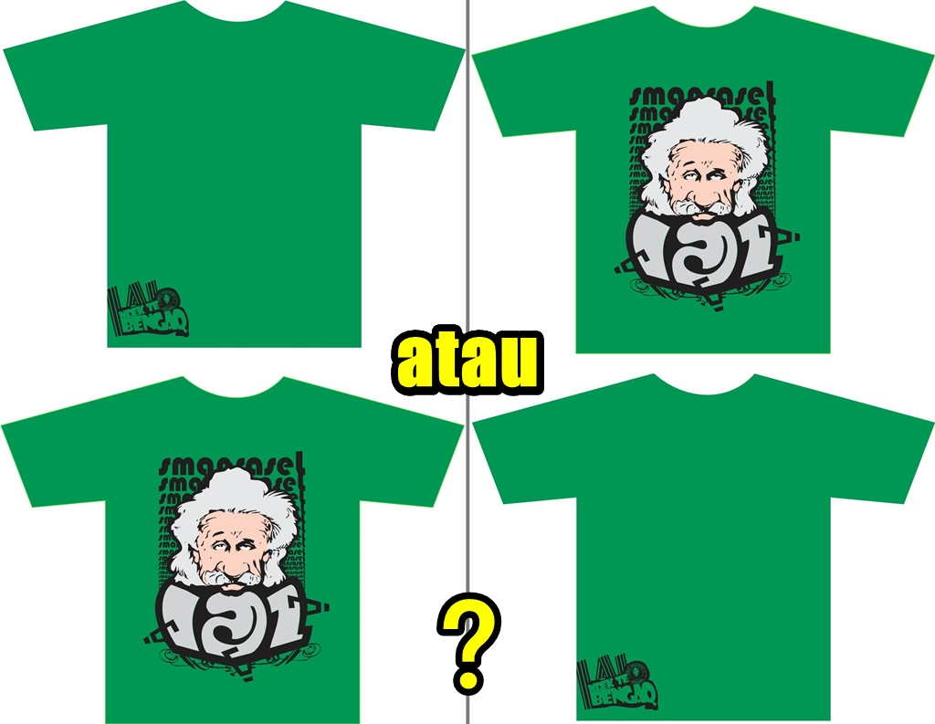Meme FOSPAST - Baju kelas IPA 1 SMAN 1 Selong