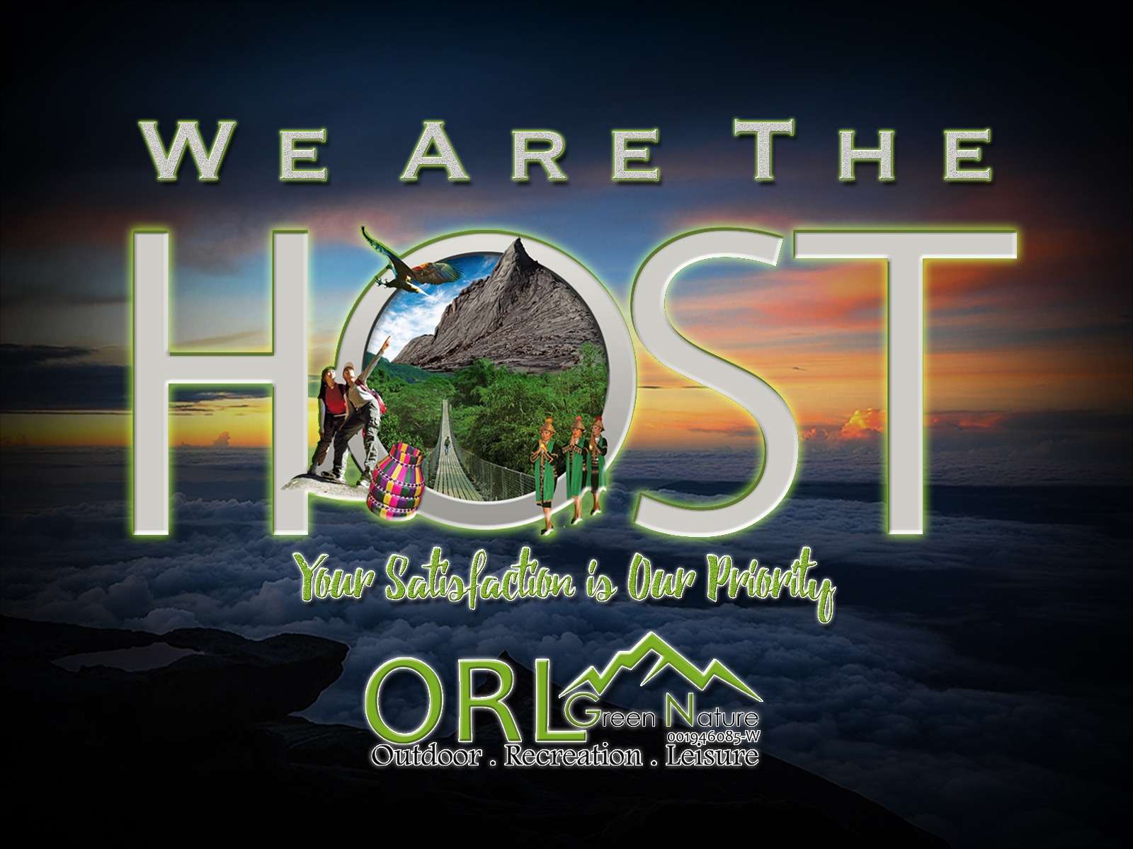 We Are The Host