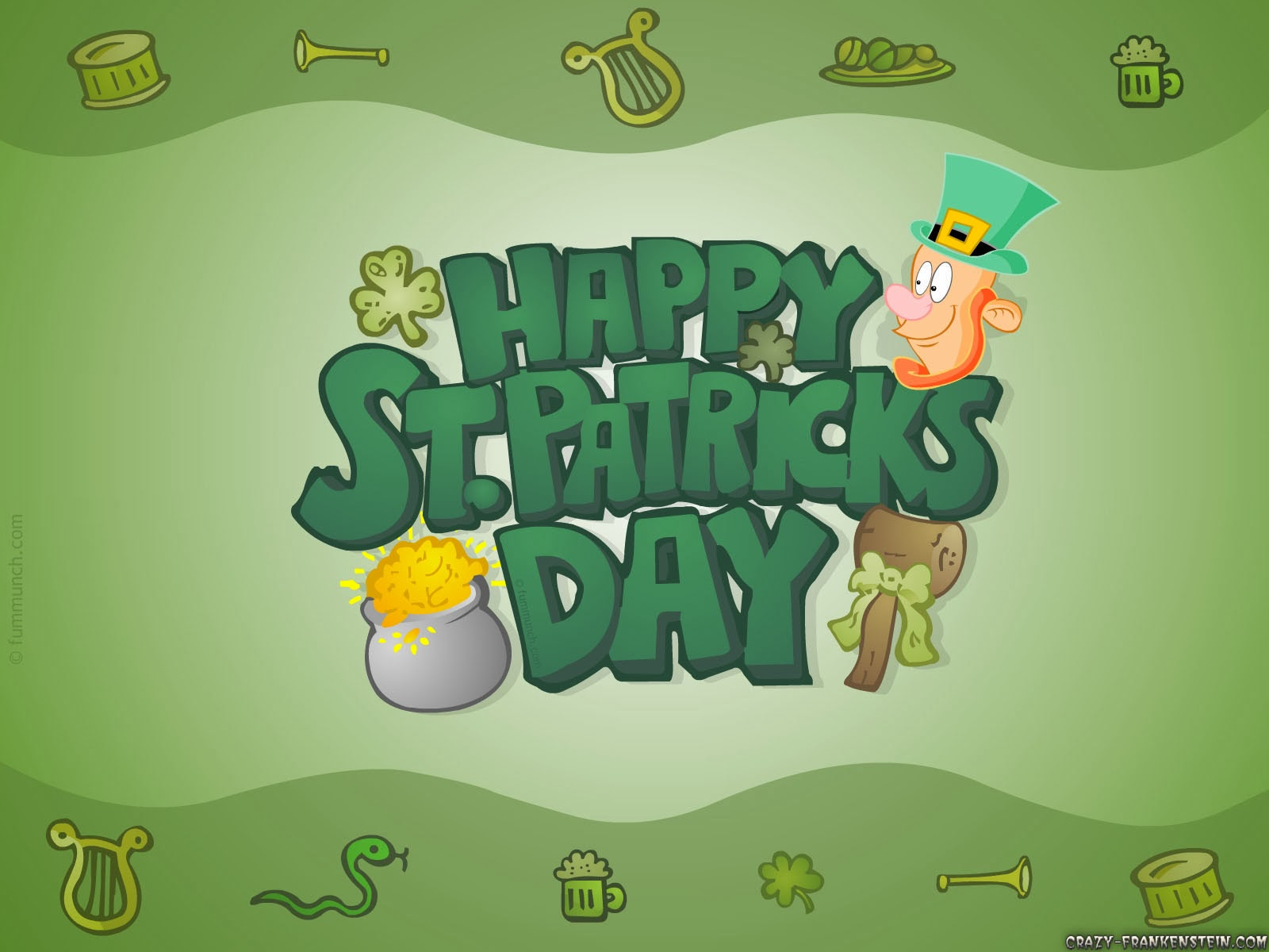 Happy Saint Patrick's Day, part 2