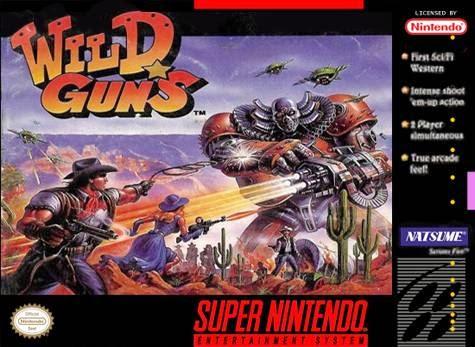Wild & Guns snes rom