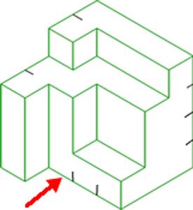 Figura 31: Sistema diédrico - obtención de vistas