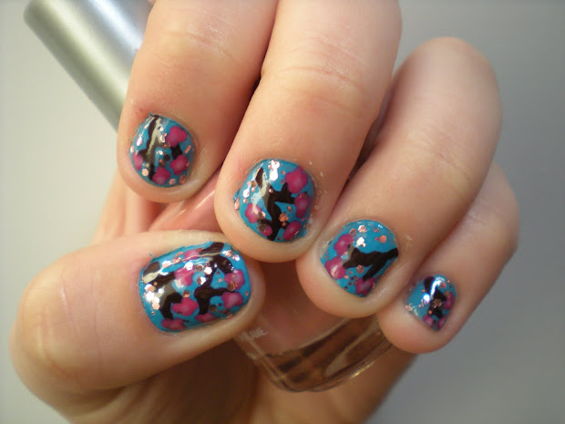 cute and easy nail design - pccala