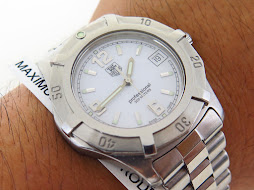 TAG HEUER PROFESSIONAL 200m WHITE DIAL