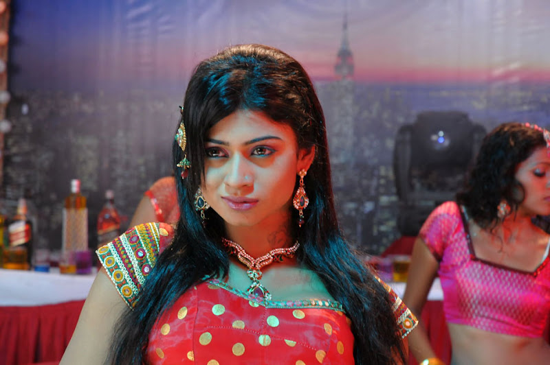 Sanya Srivastava New Telugu Movie Item Girl Hot Stills Photos unseen pics